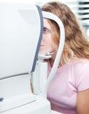 De concepten van de optometrie stock fotografie