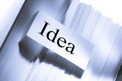 De conceptie van het idee royalty-vrije stock foto's