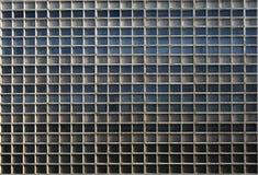 De concrete achtergrond van het glas Royalty-vrije Stock Foto