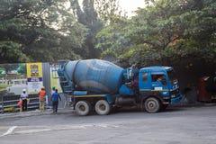 De Concrete Mixervrachtwagen van Srilankan royalty-vrije stock foto