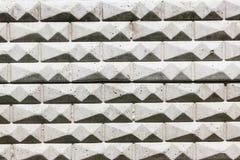 De concrete Muur van het Detail van de Omheining Royalty-vrije Stock Afbeelding