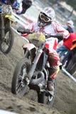 Mx Moto van Trofeo Sport Ligurië Stock Afbeelding