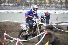 Mx Moto van Trofeo Sport Ligurië Royalty-vrije Stock Fotografie