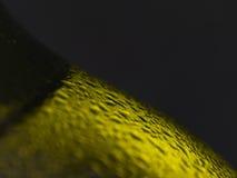 or de condensation de bouteille à bière Images libres de droits