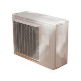 De condensator van de luchtvoorwaarde royalty-vrije stock afbeeldingen