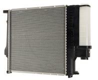 De Condensator van de motor van een auto Royalty-vrije Stock Foto