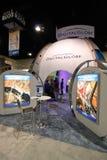 De Conferentie van de Gebruiker ESRI - Verkoper op handelsvloer Royalty-vrije Stock Fotografie