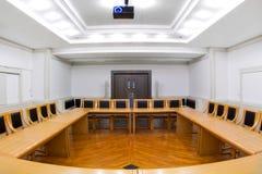 De conferentieruimte van de universiteit Royalty-vrije Stock Fotografie