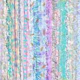 De Confettien van de pastelkleur Royalty-vrije Stock Fotografie