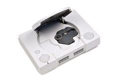 De console van het videospelletje Stock Foto's