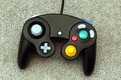 De Console van het videospelletje Stock Afbeeldingen