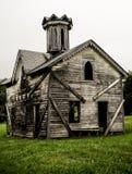 2 de construção abandonados velhos Fotos de Stock