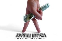 De consument Royalty-vrije Stock Afbeeldingen