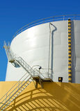 De Container van de olie Royalty-vrije Stock Foto