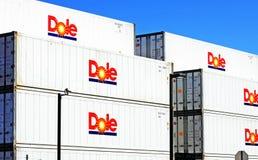 De Containers van de werkloosheidsuitkering Royalty-vrije Stock Fotografie