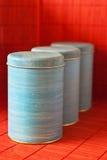 De containers van het voedsel royalty-vrije stock foto
