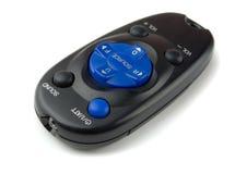 De controle remoto audio do carro Imagens de Stock