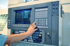 De controle remoto industrial fotografia de stock royalty free