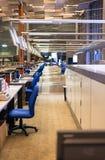 De Controle van de luchthaven in Teller Royalty-vrije Stock Afbeelding