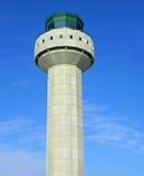 De Controle van het Luchtverkeer Stock Afbeelding