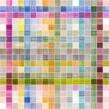 De controlepatroon van Grunge Royalty-vrije Stock Fotografie