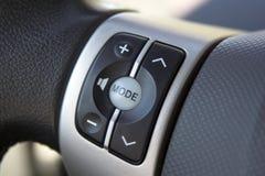 De controles van de auto Stock Afbeelding