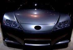 De convertibele Auto van het Concept Royalty-vrije Stock Foto's