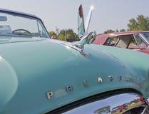 1951 de Convertibele Kap van Packard Stock Foto's