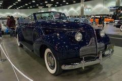 De Convertibele Sedan van Buick Roadmaster Royalty-vrije Stock Afbeeldingen