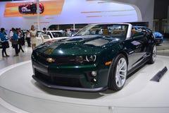 De Convertibele sportwagen van Chevrolet Camaro Stock Fotografie