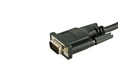 De convertor van de kabel Stock Foto's