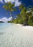 De Cook Eilanden - het Tropische Paradijs van het Strand Royalty-vrije Stock Afbeeldingen