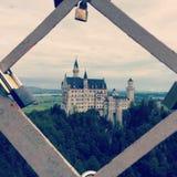 De Corée vers l'Allemagne Image stock