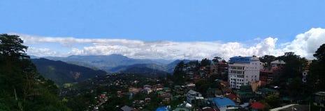 De Cordillera bergen royaltyfria bilder