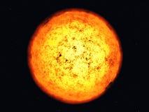 De corona van de zon. Royalty-vrije Stock Foto's