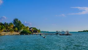 De correct-Haven van het zuidengat stock foto