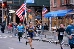 9/11 de corrida do memorial fotos de stock royalty free