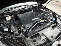 De Coupé 2016 Motor van Mercedes-Benz euro 250 Royalty-vrije Stock Afbeelding