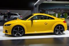 2016 de Coupé van Audi TT S Stock Afbeelding