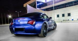 De Coupé van BMW Z4 Stock Fotografie