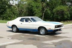 1972 de coupé van de Mustangsprint Royalty-vrije Stock Afbeelding