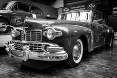 De coupé van Lincoln Continental van de luxeauto Royalty-vrije Stock Foto's