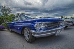 de coupé van Pontiac van 1960 bonneville Royalty-vrije Stock Afbeelding