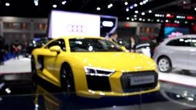 De Coupéauto van Audi R8