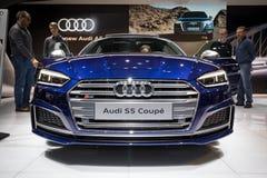 2017 de Coupéauto van Audi S5 Stock Fotografie