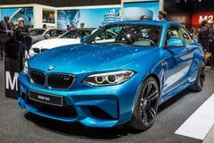 2017 de Coupéauto van BMW M2 Royalty-vrije Stock Afbeelding