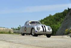 De Coupé van BMW 328 Mille Miglia (1939) Stock Afbeeldingen