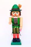 De Cracker van de Noot van Kerstmis Stock Fotografie