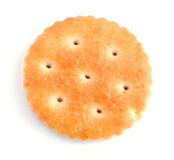 De cracker van het koekje Stock Afbeeldingen