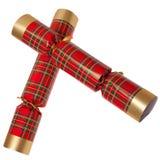 De Cracker van Kerstmis Stock Afbeeldingen